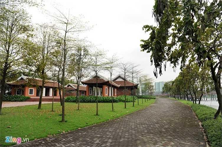 Chủ đầu tư là tập đoàn Gamuda Berhad của Malaysia. Ngoài các hệ thống công trình cần có của một công viên, bên ngoài khu vực này sẽ phát triển thành một đô thị mới mang tên Gamuda City.