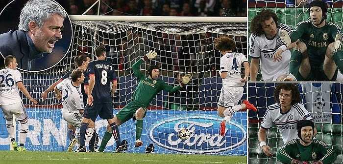 PSG đã làm HLV Jose Mourinho nổi đóa với các học trò