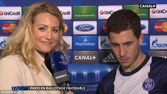 Và phải chăng chính vì thế mà Eden Hazard đang ngấm ngầm có ý định chuyển đến thi đấu cho PSG?