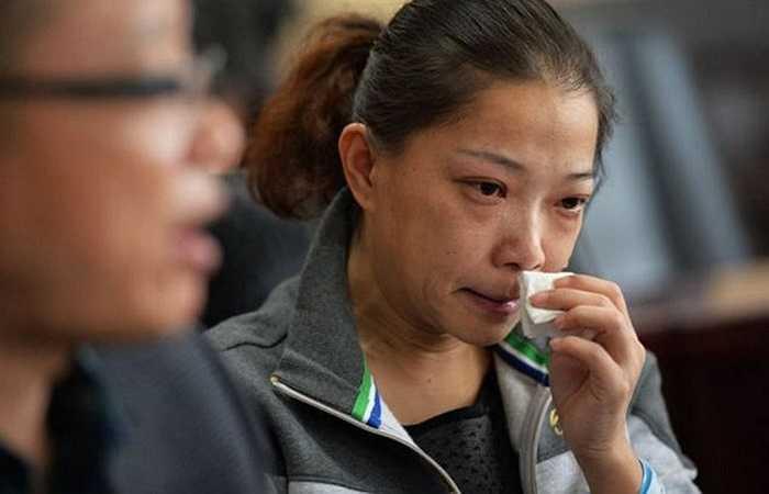 Các bác sỹ không chắc chắn khả năng hồi phục của chị Zhou, nhưng chị đã có những biến chuyển tốt