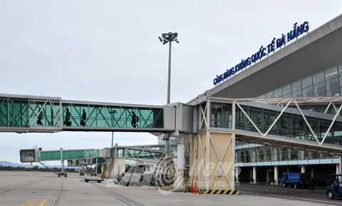 Đà Nẵng, sân bay quốc tế, nâng cấp, mở rộng, thủ tướng, Nguyễn Tấn Dũng
