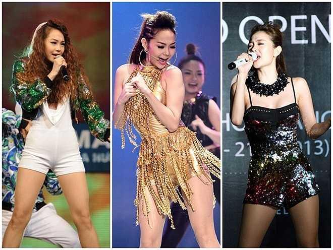 Không được mệnh danh là nữ hoàng gợi cảm của sân khấu âm nhạc như Hoàng Thùy Linh, nhưng Minh Hằng lại là điểm nhấn của làng nhạc Việt về phong cách trình diễn. Gu thời trang của Minh Hằng luôn để lại trong lòng khán giả nhiều ấn tượng.