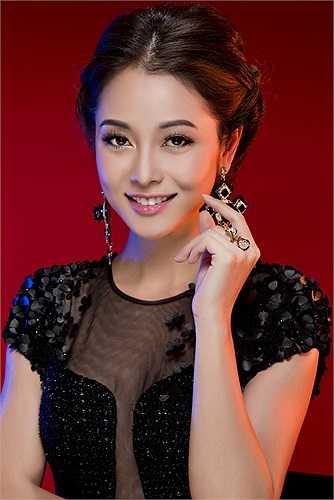 Ngắm thêm những hình ảnh đẹp của Jennifer Phạm