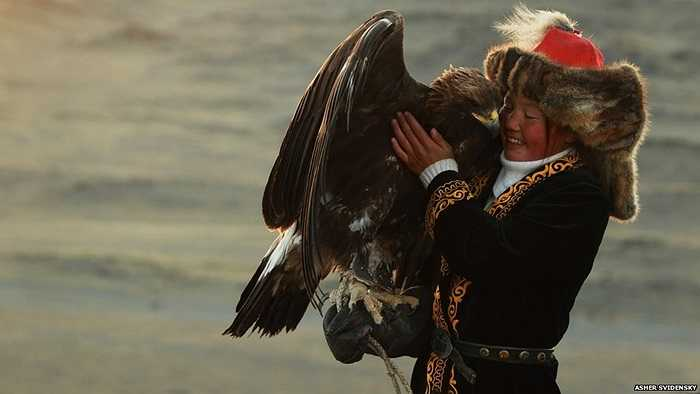 Svidensky nói kỹ năng săn mồi cùng đại bàng nằm ở sự khắc nghiệt, khó đoán của tự nhiên