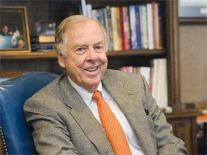 Ông trùm dầu khí Texas T Boone Pickens sở hữu gia tài hơn 1,4 tỷ USD nhưng ông khẳng định thừa kế gia sản lớn chỉ có hại mà chẳng có lợi gì cho bọn trẻ.