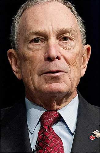 Cựu thị trưởng New York Michael Bloomberg mong muốn hai con gái sẽ tự thân vận động và tránh xa sức hấp dẫn từ khoản gia tài 20 tỷ USD của bố.