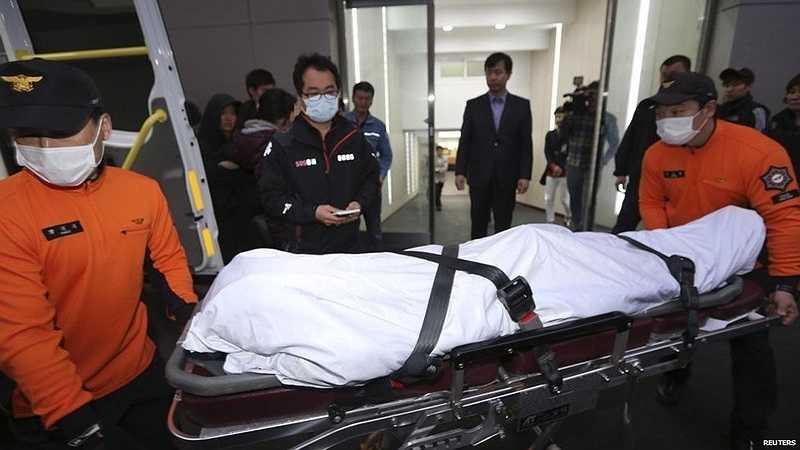 Ít nhất 9 người đã chết trong vụ chìm phà thảm khốc