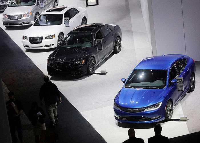 New York Auto Show 2014 sẽ chính thức mở cửa cho công chúng từ ngày 19/4 và kéo dài tới hết ngày 27/04 với hàng trăm mẫu xe mới thuộc những thương hiệu lớn nhất thế giới.