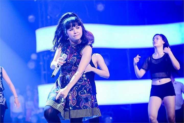 Tham dự này, Trang Nhung thổ lộ cô sẽ cho khán giả thấy được những tài lẻ và một 'con người âm nhạc' khác của cô.