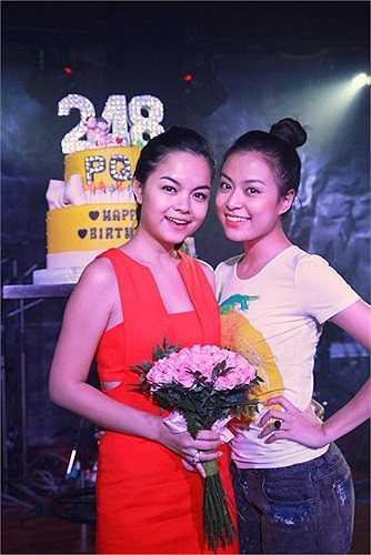Hoàng Thuỳ Linh được biết đến như là mỹ nhân nóng bỏng nhất của showbiz.