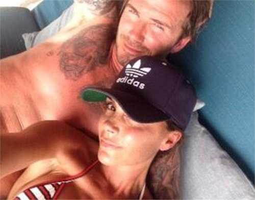 Tuần qua, vợ chồng Beckham tổ chức sinh nhật cho Victoria