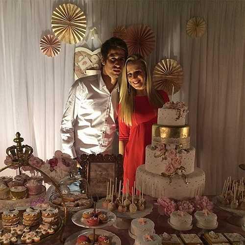 Coentrao tổ chức sinh nhật hoành tráng cho vợ