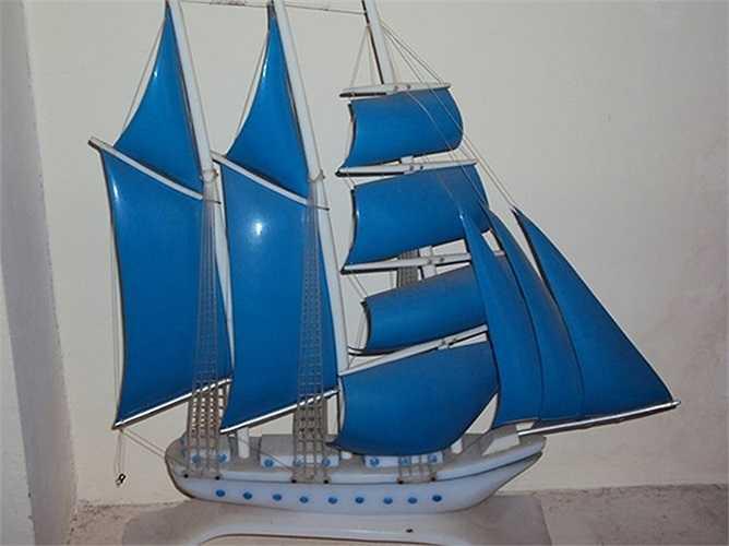 Những năm cuối thập niên 80, Odessa bán rất nhiều những chiếc thuyền thế này.
