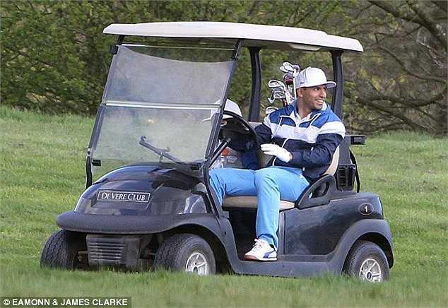 Golf là môn thể thao được giới cầu thủ Ngoại hạng Anh ưa chuộng