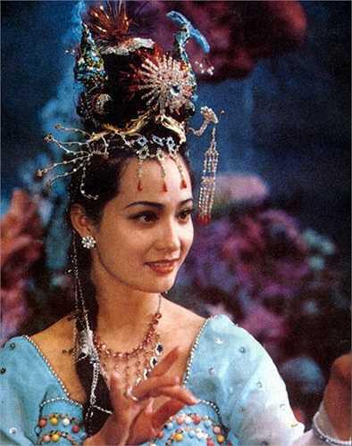 Vạn Thánh công chúa của Trương Thanh cũng có gương mặt khả ái.