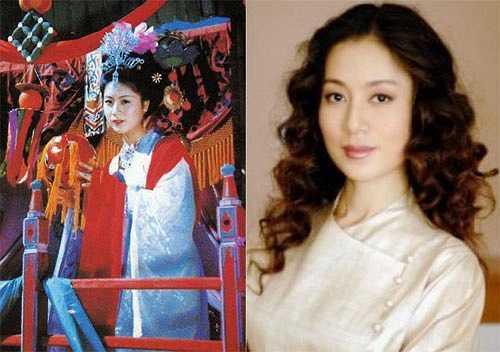 Mã Lan, diễn viên đóng mẹ của Đường Tăng cũng được ca ngợi là tuyệt sắc giai nhân.