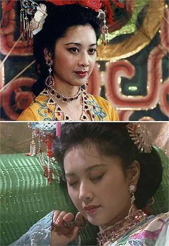 Chu Lâm thể hiện vai người phụ nữ say mê Đường Tăng nhưng cũng thấu tình đạt lý, là nhân vật được yêu thích trong tác phẩm.