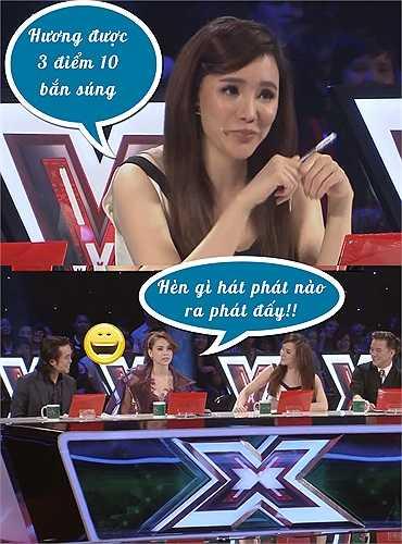 Nhìn lại những khoảnh khắc chết cười của X-Factor.