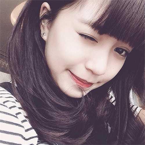 Sinh năm 1996, Mẫn Tiên được biết đến là gương mặt nổi bật trong bộ ba sát thủ, bên cạnh Quỳnh Anh Shyn và An Japan. Cô gái trường THPT Trần Phú (Hà Nội) đạt học lực khá trong năm lớp 12. (Ảnh: FBNV).