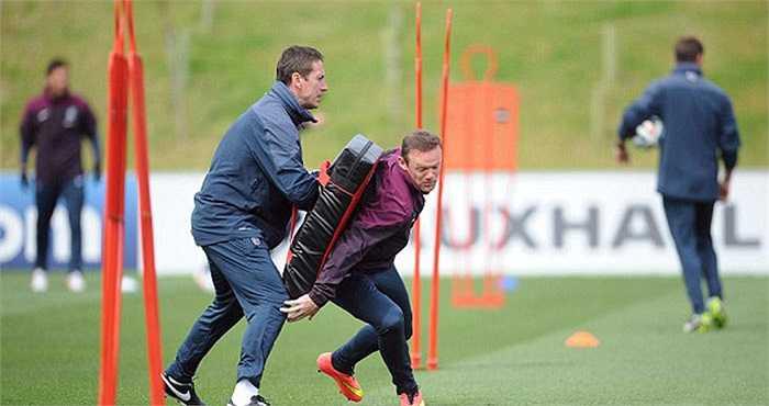 Tiền đạo của Man Utd đã vắng mặt trong những trận đấu cuối của Quỷ đỏ tại Premier League. Chính vì vậy, nền tảng thể lực của anh đang rất sung mãn