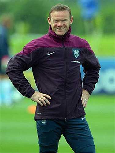 Tất nhiên hạt nhân chính trong lối chơi của ĐT Anh vẫn sẽ là Rooney