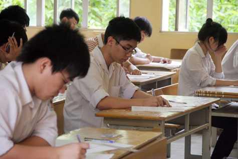 thi tốt nghiệp THPT
