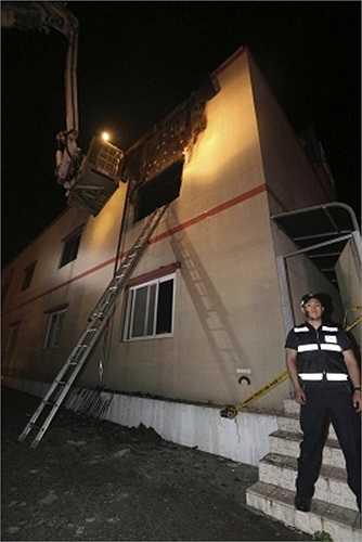 Trận hỏa hoạn xảy ra tại một bệnh viện ở Hàn Quốc rạng sáng 28/5 đã làm 21 người thiệt mạng và 8 người bị thương nặng.
