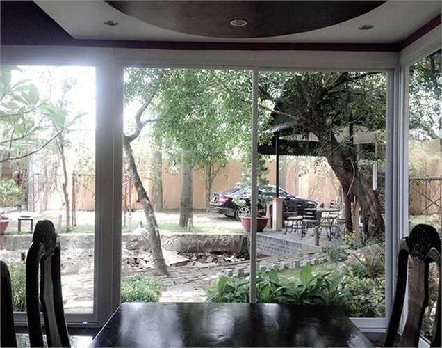 Trước đó, Phi Thanh Vân cũng chia sẻ về ngôi nhà vườn rộng rãi. Đây là nơi cô tìm về sau bộn bề công việc để có khoảnh khắc bình yên, thư giãn.