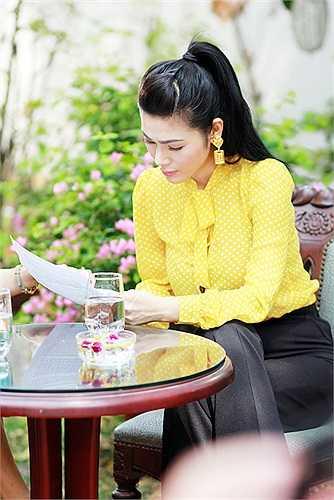 Mỗi ngày, Đinh Phương Ánh sử dụng nước chanh pha loãng thay thế cho nước lọc và vẫn có thể ăn uống bình thường, và đặc biệt là phải uống sau khi ăn.