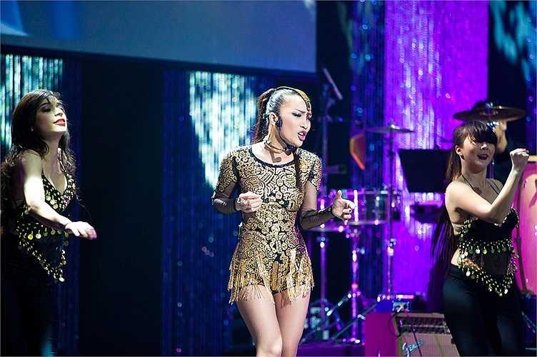 Khi đó, cô được một số nhạc sỹ chú ý vì chất giọng trầm khàn đặc biệt, nhiều cá tính, rất thích hợp để đi theo dòng nhạc trữ tình nhiều tự sự.