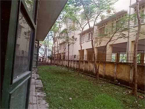 Hình ảnh vẫn được chụp từ phòng thi Trường THPT Nhân Chính