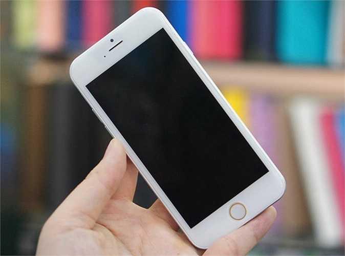 Đơn vị sở hữu mô hình này cho biết, họ không tin tưởng đây sẽ là chân dung thực sự của chiếc iPhone 6.