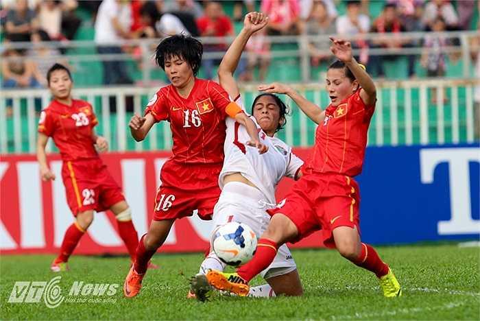 bóng đá nữ Việt Nam