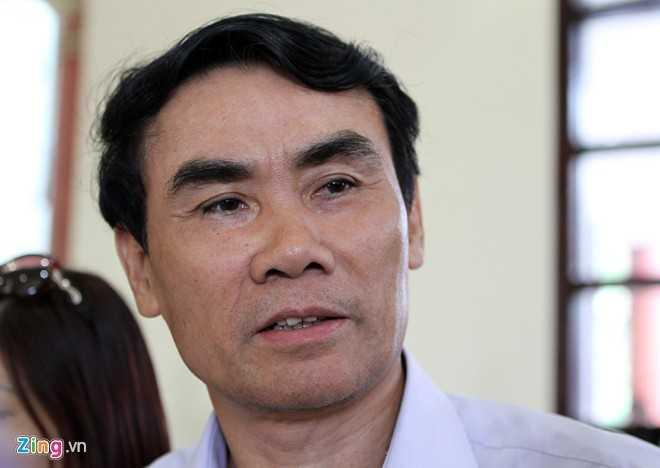 Phó chủ nhiệm Ủy ban Quốc phòng An ninh Trần Đình Nhã. Ảnh: Nguyễn Hưng.