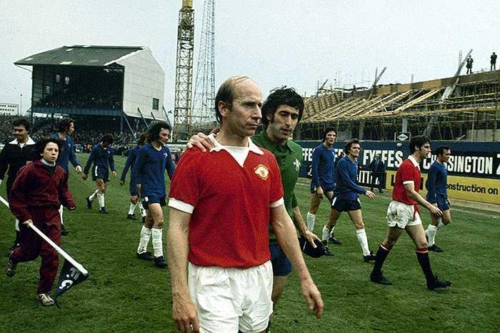 Sir Bobby Charlton (Anh) - 106 lần