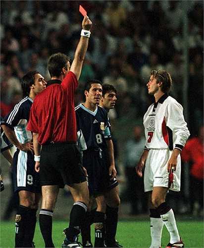 David Beckham (Anh) - 115 lần