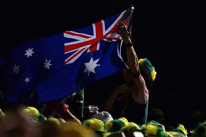 Ray Baartz (Australia) - 48 lần