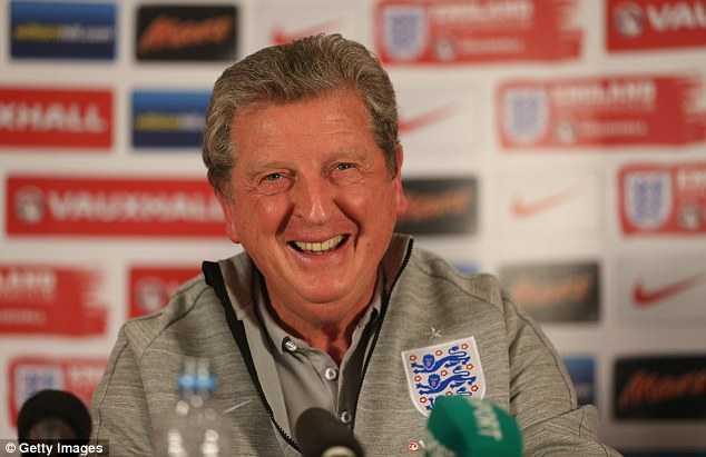 Roy Hodgson khẳng định ông đã chọn đội hình tốt nhất nước Anh