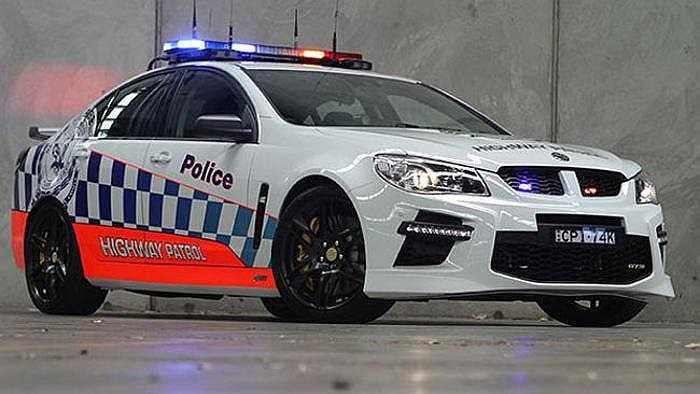 Các mẫu xe đáng mơ ước của cảnh sát Australia bao gồm Porsche Panamera, Mitsubishi Lancer Evolution, HSV GTS, FPV GT R-spec, Volvo S60 Polestar, dùng chủ yếu trong các sự kiện quảng bá hoặc mang tính cộng đồng.