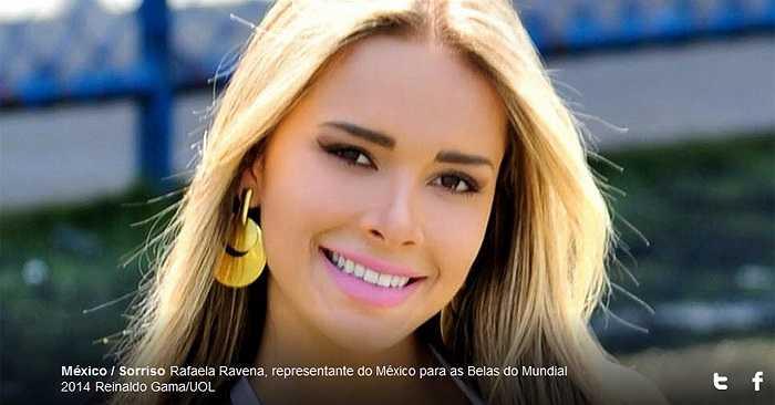 Đại diện của Trung Mỹ luôn tỏ ra vượt trội trong các cuộc thi sắc đẹp.