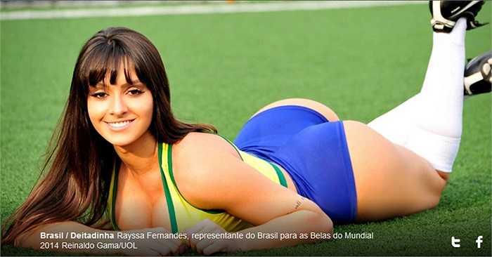 Đội bóng quê nhà của Rayssa Fernandes đặt mục tiêu vô địch giải lần này. Và Rayssa Fernandes sẽ cháy hết mình cùng đội tuyển.