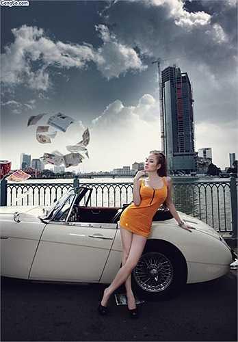 Cùng ngắm những hình ảnh gợi cảm của Angela Phương Trinh: