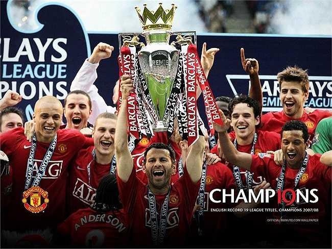 Quỷ đỏ mở đầu mùa giải 2007-2008 đại thành công với chức vô địch Premier League lần thứ 17.