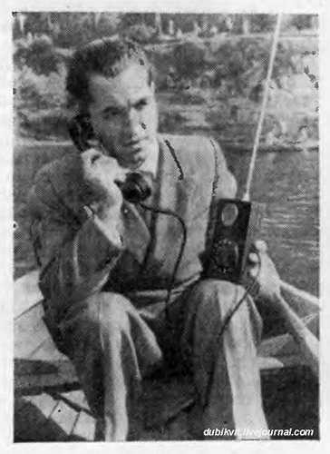 Mẫu điện thoại vô tuyến sơ khai này có kích thước nhỏ, trọng lượng không vượt quá 3kg.