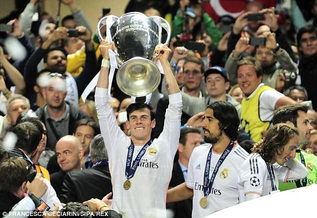 Gareth Bale và 10 bản hợp đồng xuất sắc nhất Châu Âu