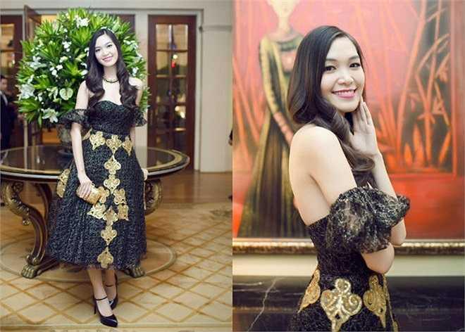 Theo thời gian, chân dài Đà Nẵng khác xưa không ít. Cô sở hữu phong cách ngày càng gợi cảm như để khoe làn da ngày bỗng chuyển sang trắng bóc như trứng gà. (Theo Zing).