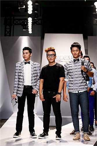 Harry Lu và Noo Phước Thịnh đều là những chàng trai có kinh nghiệm sải bước trên sàn catwalk từ khi còn rất trẻ