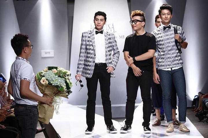 Harry Lu, Noo Phước Thịnh cùng nhà thiết kế Quốc Dũng