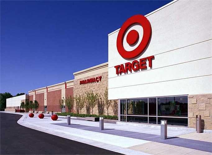 Target – 27,1 tỷ USD: Với doanh thu 27,1 tỷ USD công ty bán lẻ Mỹ Target ghi tên mình ở vị trí thứ 2 của danh sách. Không những thế Target còn nổi tiếng khi chi đến 1 tỷ USD cho an sinh xã hội đặc biệt là giáo dục.