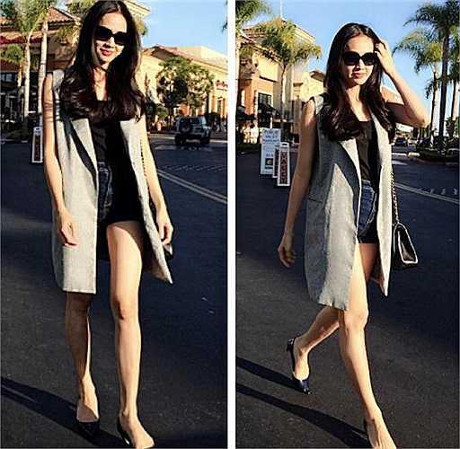 Bằng Kiều công khai bạn gái là hoa hậu Dương Mỹ Linh cùng một số bạn bè thân của anh tại Mỹ. Dương Mỹ Linh sinh năm 1984 và đạt danh hiệu Hoa hậu phụ nữ Việt Nam qua ảnh năm 2006.